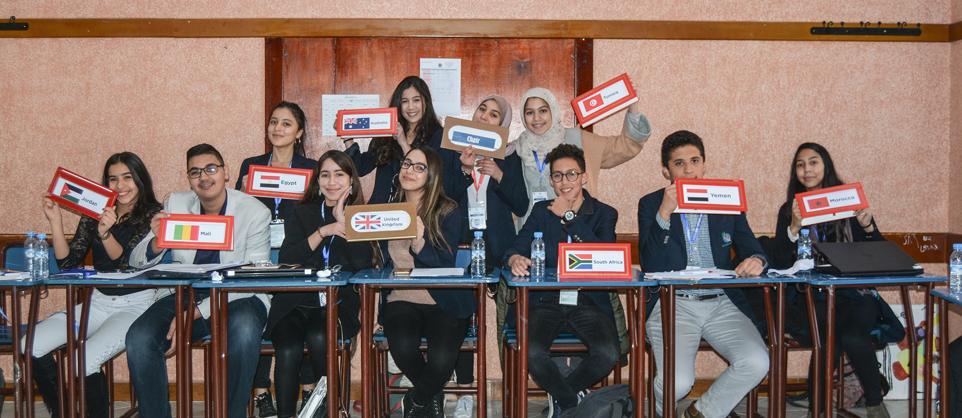 The 3rd Edition of ELARAKI International MUN Conference