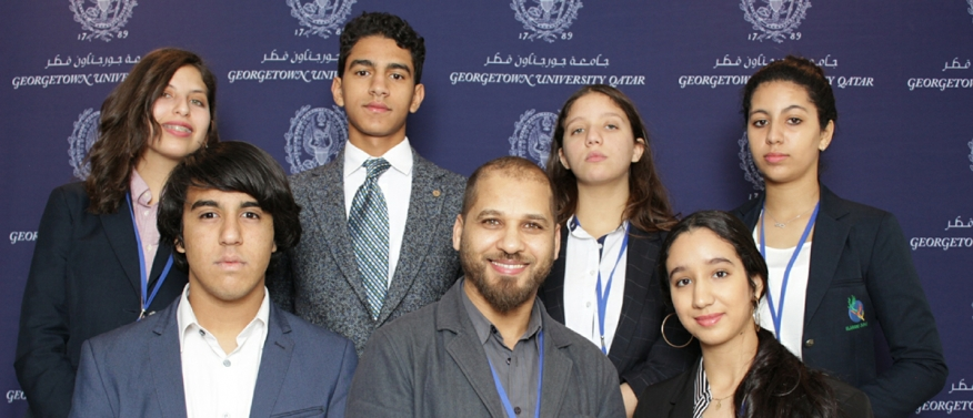 Georgetown MUN International Conference 2019
